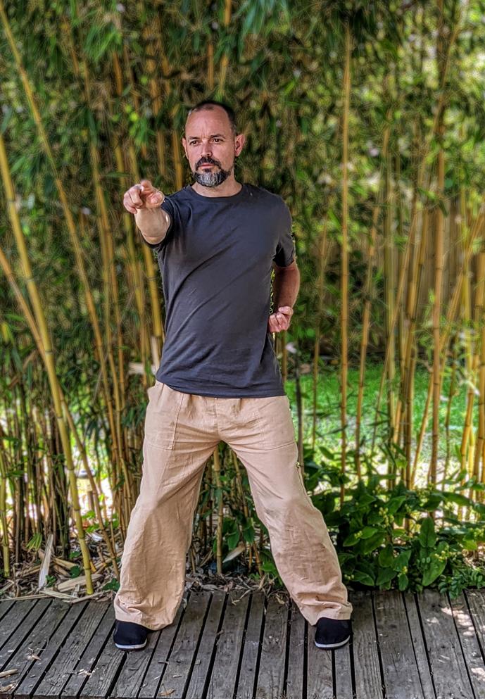 The Art of One finger Zen