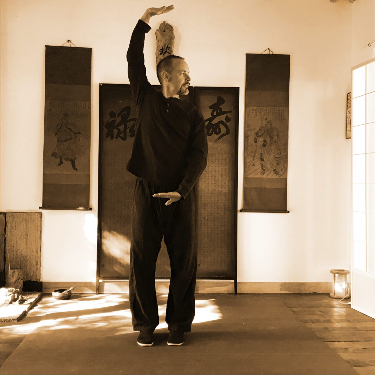 Chi Kiung for Health and Wellbeing